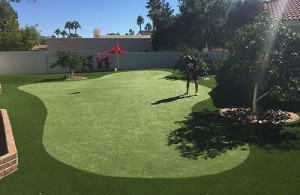 scottsdale-arizona-artificial-grass-putting-green