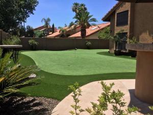 private putting green installation scottsdale